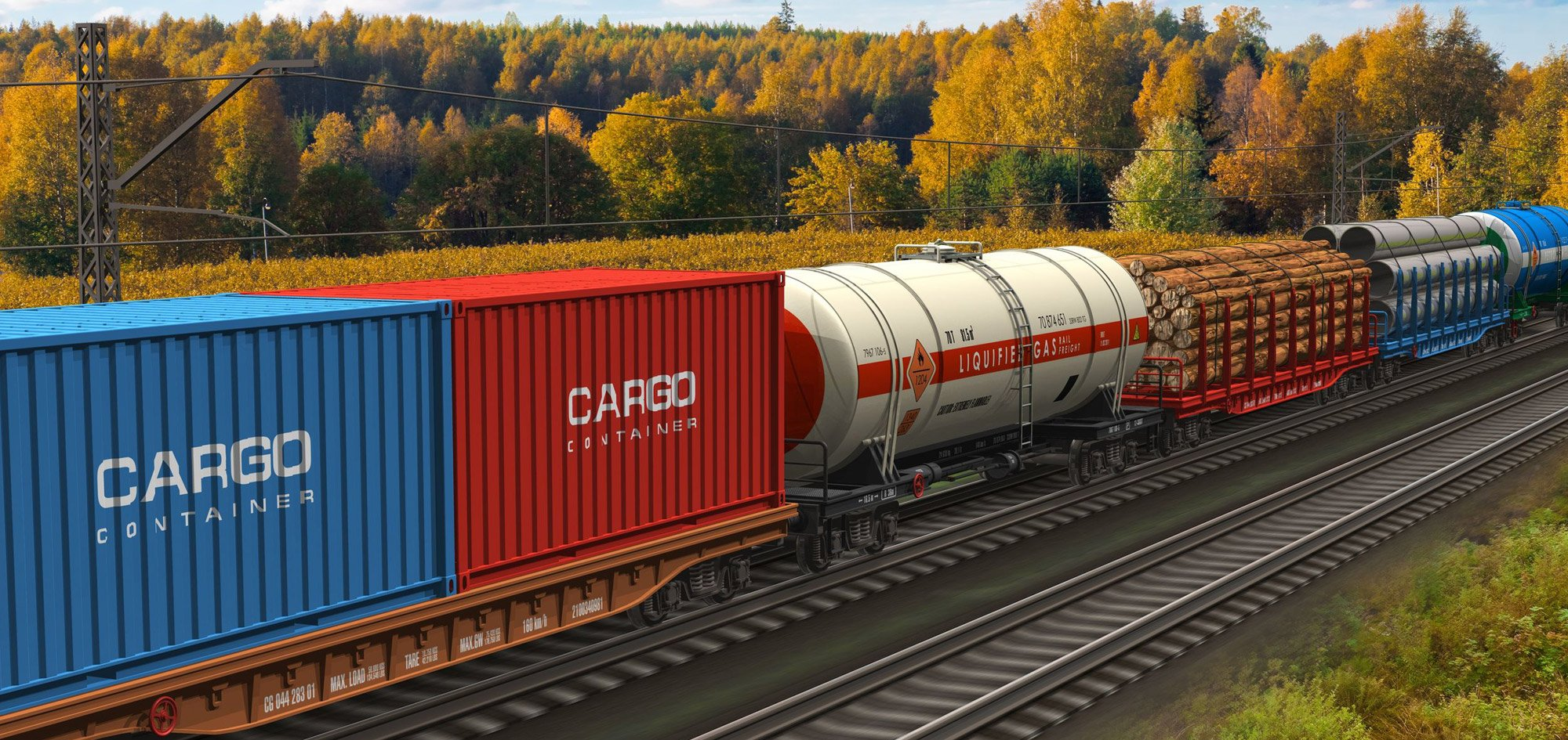 Container Transport & Trucking Service